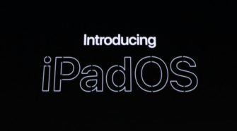 Presentación de iPadOS