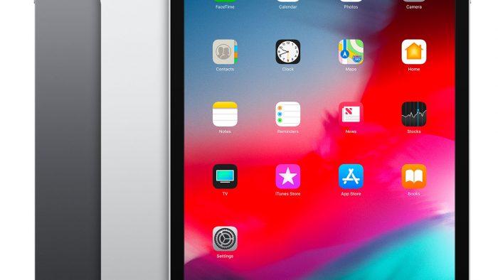 iPad Pro de once pulgadas