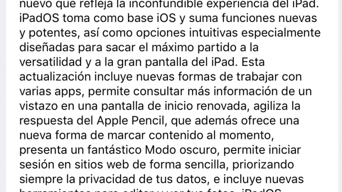 iPadOS 3.1
