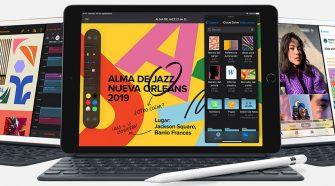 Nuevo iPad de 10,2 pulgadas (2019)