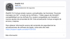 iPadOS 13.2