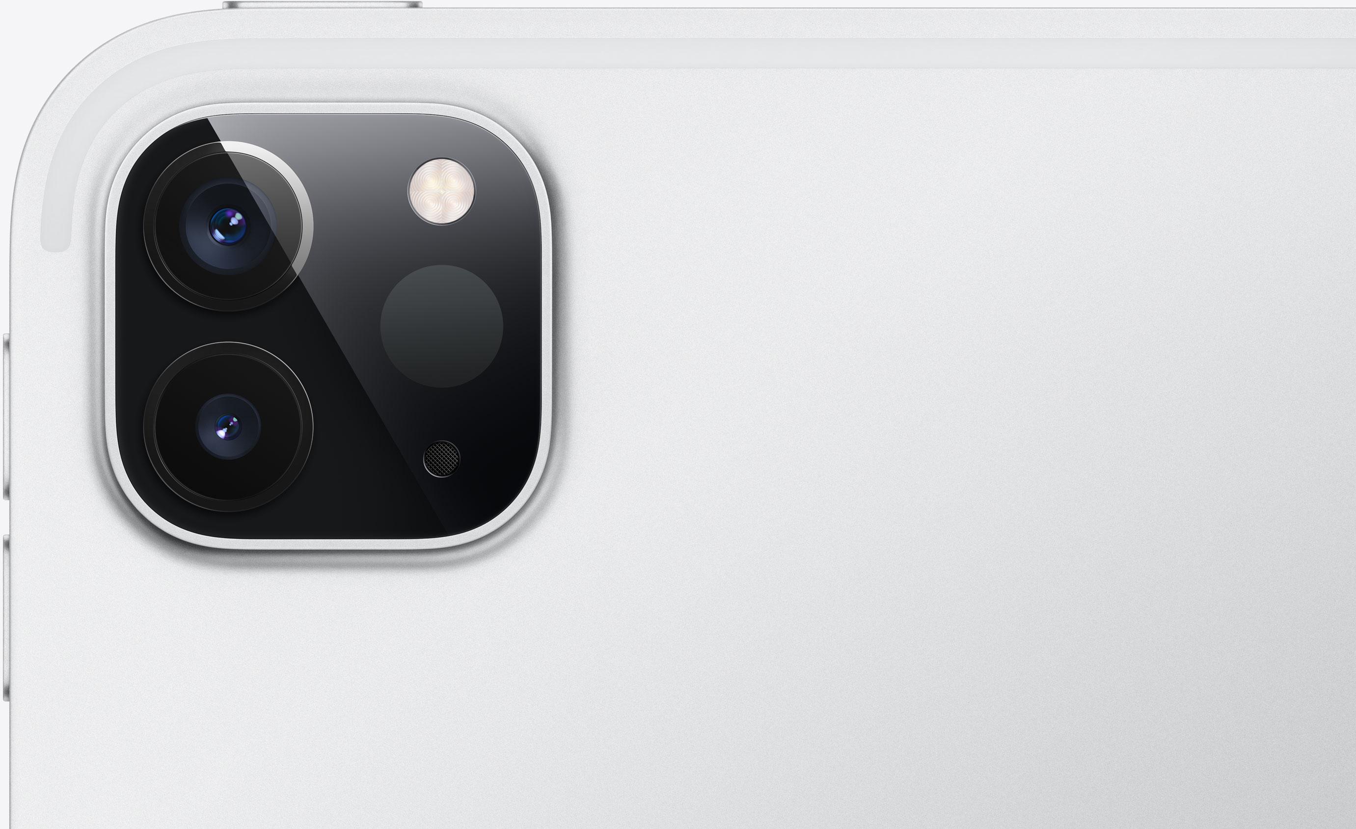 Cámaras del iPad Pro del año 2020