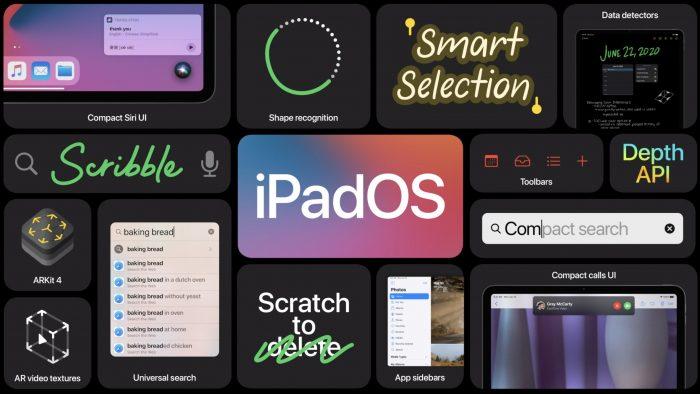 Principales novedades de iPadOS 14