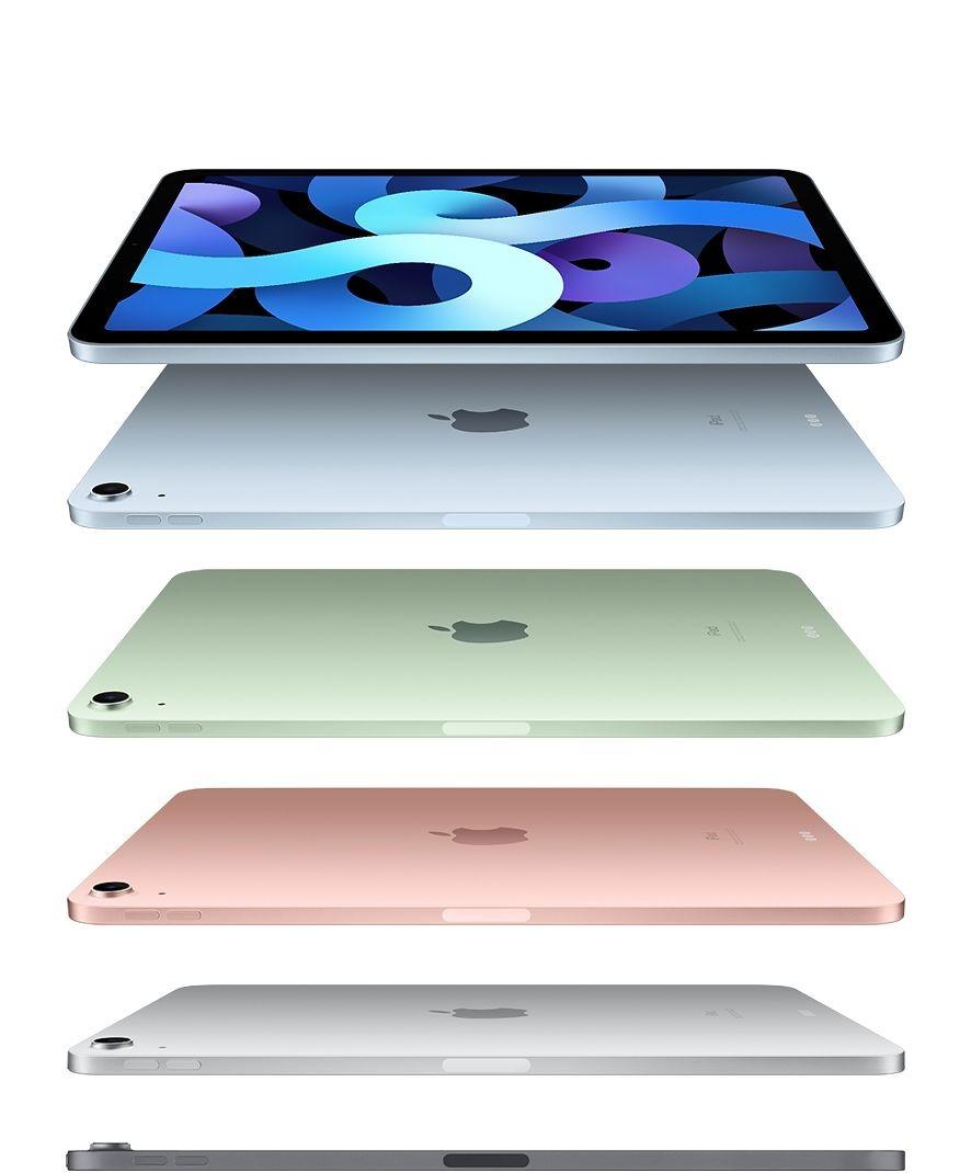 Colores del iPad Air 2020